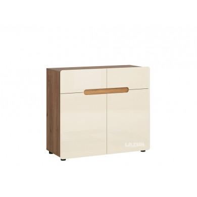 шкаф Индио с 2 врати и 2 чекмеджета