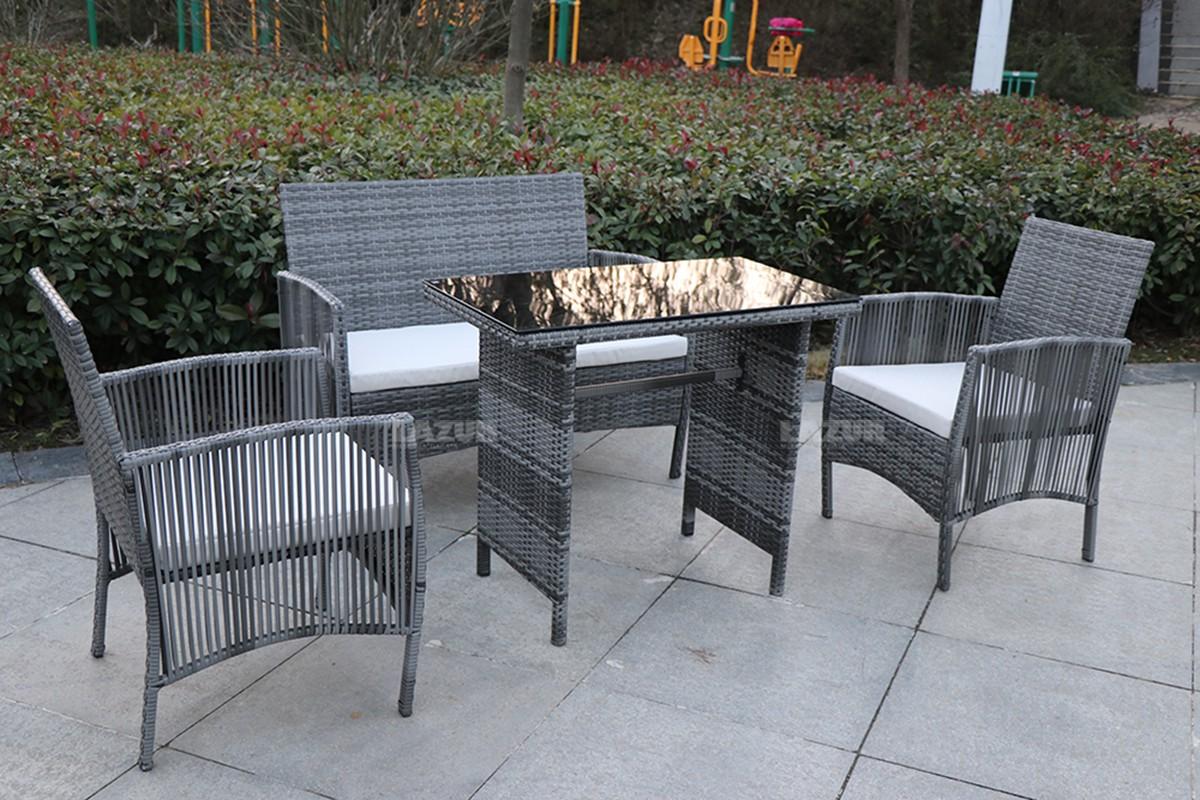 градински комплект мебели Майорка 4 части