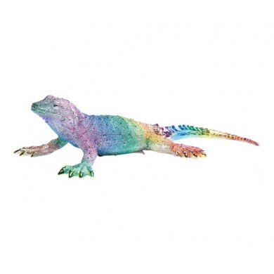 Деко фигура LIZARD RAINBOW SMALL