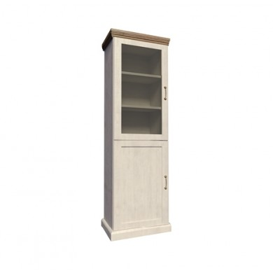 Еднокрила витрина Роял W1D