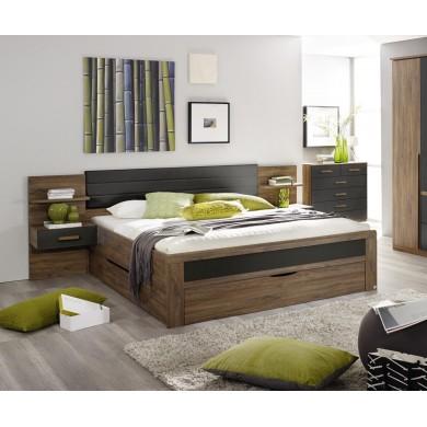 Легло Бернау с включени чекмеджета