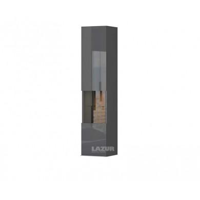 стенна единична витрина Оникс