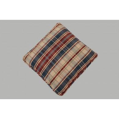 декоративна възглавница от лен