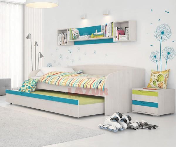 легло Хепи за матрак 90/200 см