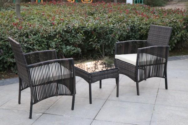 градински комплект мебели Бендорм