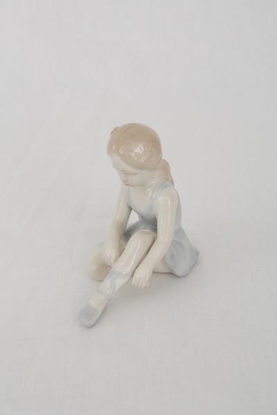 порцеланова фигура балерина