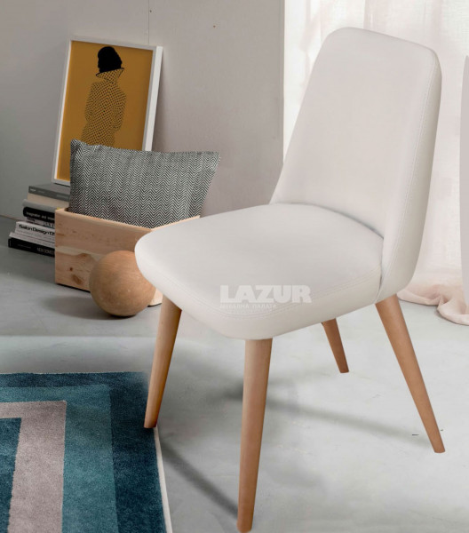 Луксозен трапезен стол Вало