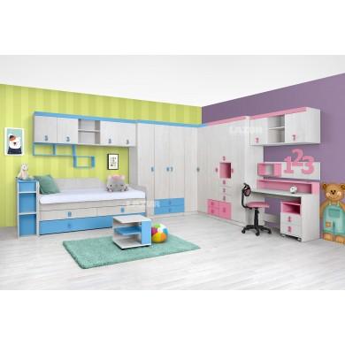 Модулно обзавеждане за детска стая Нумеро