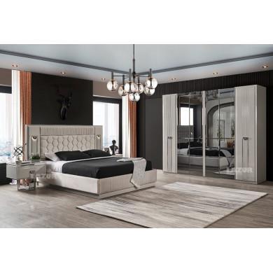 Дизайнерски спален комплект мебели Роял