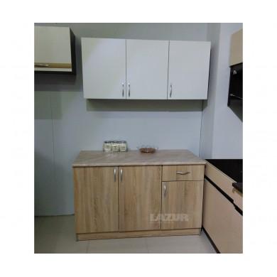 блок кухня комплект 135 см