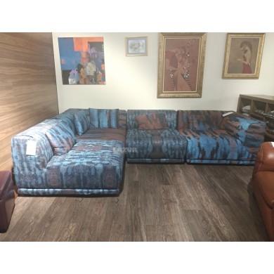 модулен диван модел 2618 в текстил