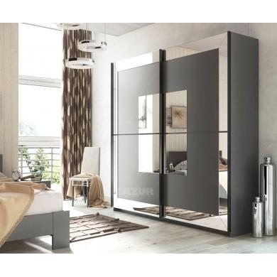 гардероб Диана с две плъзгащи врати