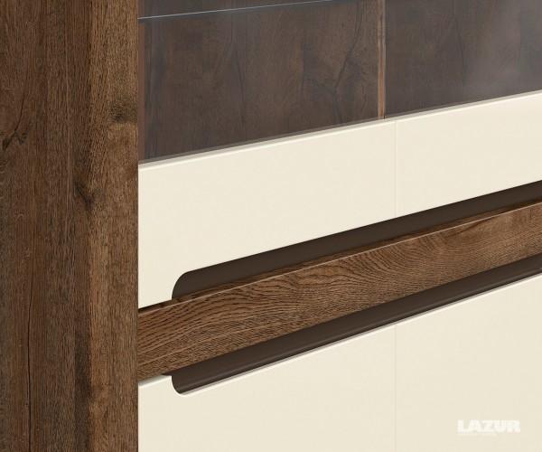 Средна витрина Русо