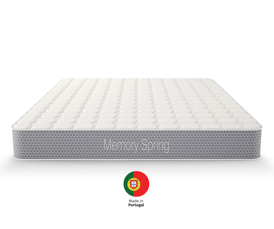 Двулицев матрак Memory Spring