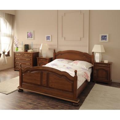 легло Бери за матрак 160/200 см