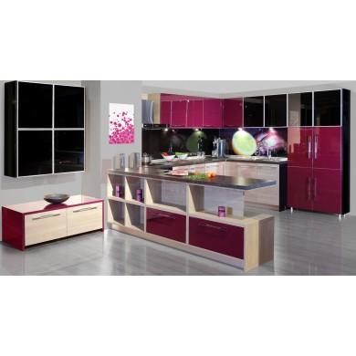 Кухня болеро 1 мебелна палата лазур