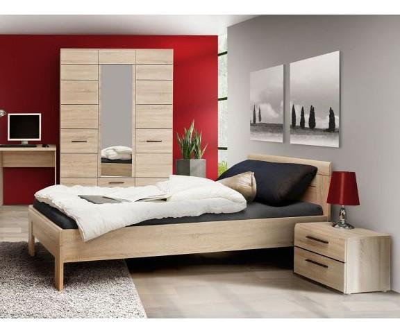 Легло Соло за матрак 90/200 см с подматрачна рамка