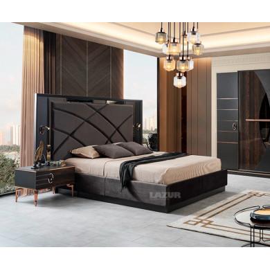 легло Сарос за матрак 160/200 см
