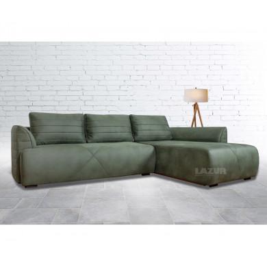 ъглов диван Далас с функция сън