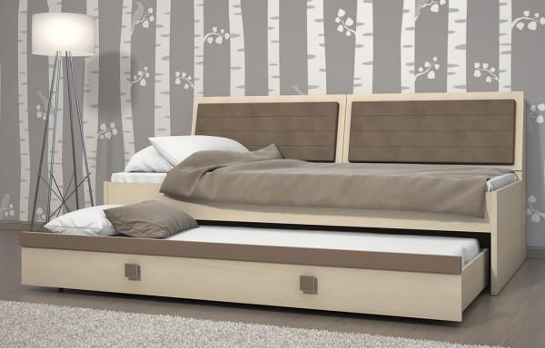 детско легло Меланж за матрак 90/200 см