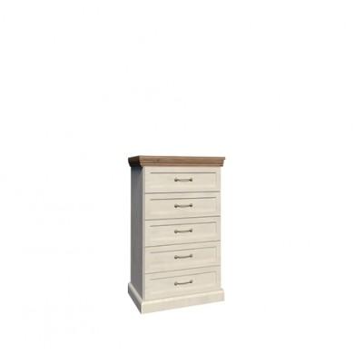 Скрин Роял с 5 чекмеджета
