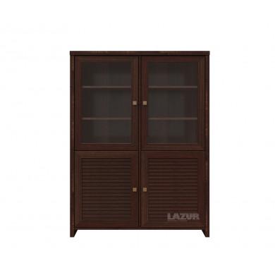 Шкаф-витрина Инес