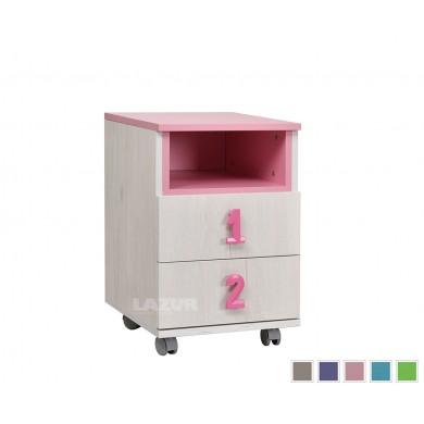 малък шкаф контейнер Нумеро