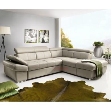 Ъглов диван с функция сън Анджи