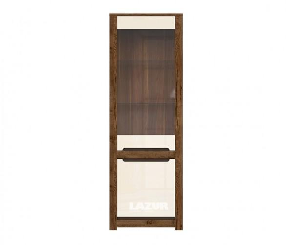 Еднокрила висока витрина Русо