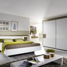 Легло Кирхберг с нощни шкафчета