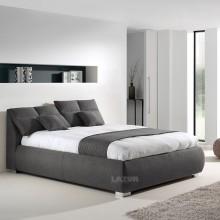 тапицирано Boxspring легло Салус за матрак 160/200 см