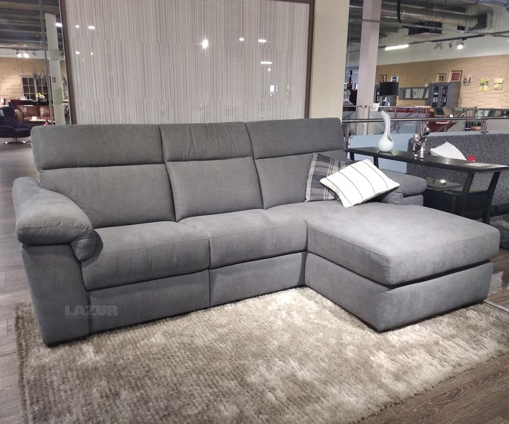 ъглов диван модел В760 Natuzzi Editions