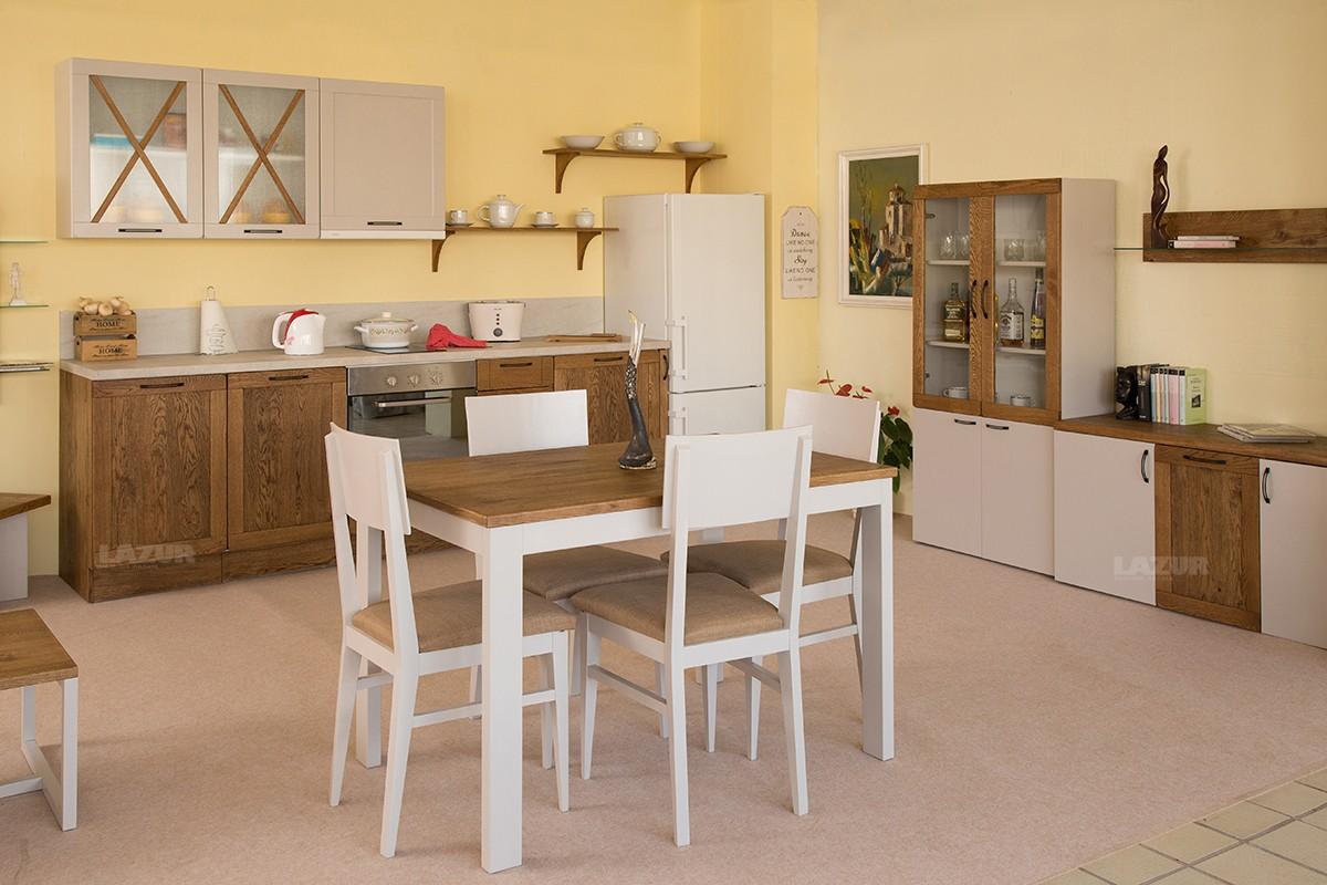 Обзавеждане за дневна трапезария и кухня Мери