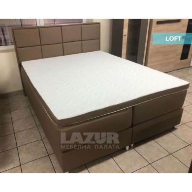 легло Лофт за матрак 160/200 см