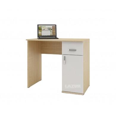 ученическо бюро с врата и чекмедже