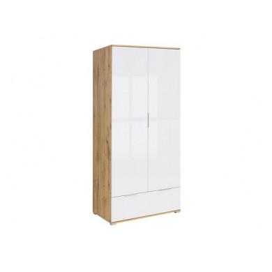 Двукрилен гардероб Zele
