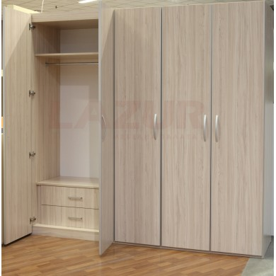 двукрилен гардероб RH
