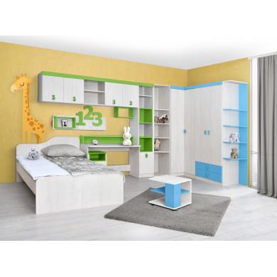 Модулна система за детска стая Нумеро