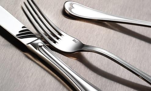 комплект прибори за хранене Hisar Topkapi 30 части