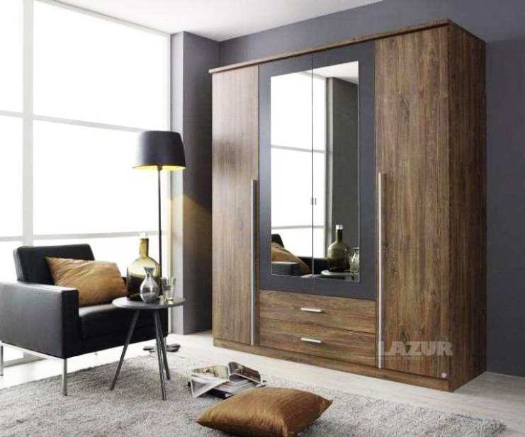 гардероб Крефелд в два размера