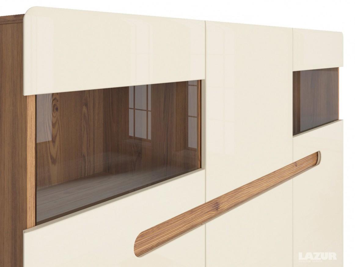 шкаф-витрина Индио