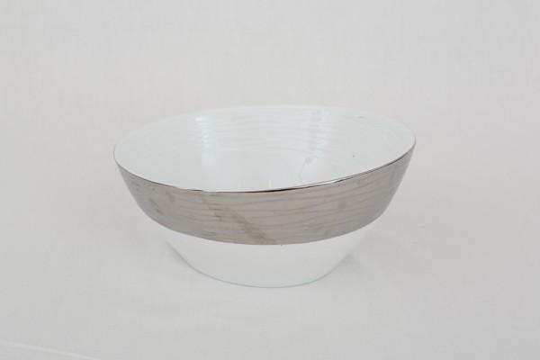 купа бяло и сребърно