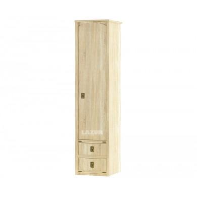 Шкаф с 1 врата и 2 чекмеджета Валенсия