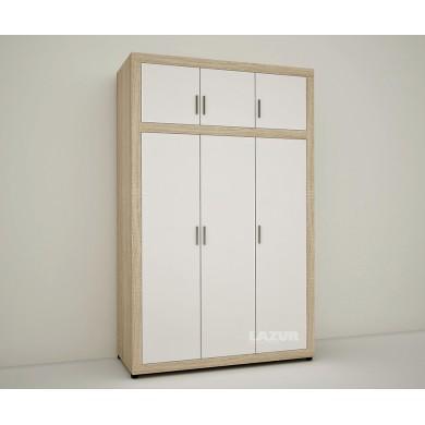 гардероб Руми с функционално вътрешно разпределение