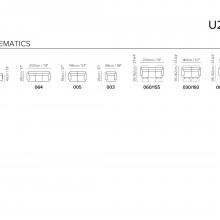 фотьойл Софти U267 с релакс механизъм