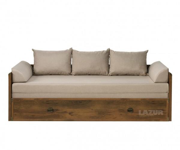 Разтегателен диван Индиана (само дървената част)